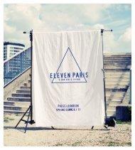 PRESS LOOKBOOK SPRING SUMMER / 11 - eleven paris