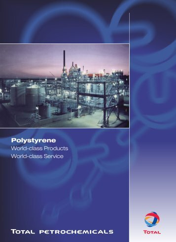 Polystyrene - Total Petrochemicals USA