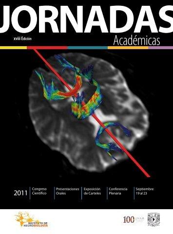 Académicas - Instituto de Neurobiología - Universidad Nacional ...