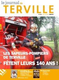 FÊTENT LEURS 140 ANS ! - TERVILLE