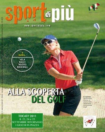 alla scoperta del golf tocati' 2011 - Sportdipiù magazine Verona