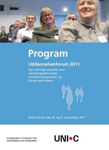 Program - Uddannelsesforum 2011 - Emu
