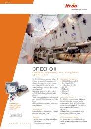 CF ECHO II - Gas Meters