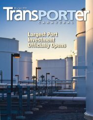 Largest Port Investment Officially Opens - Port Canaveral