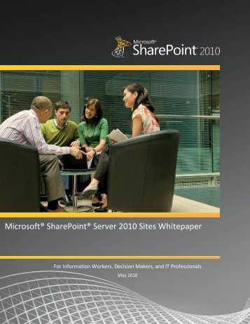 SharePoint Sites White Papers Download - Data Networks