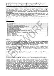 Tätigkeitsnachweis für ein Praktikum - Fachhochschule Erfurt