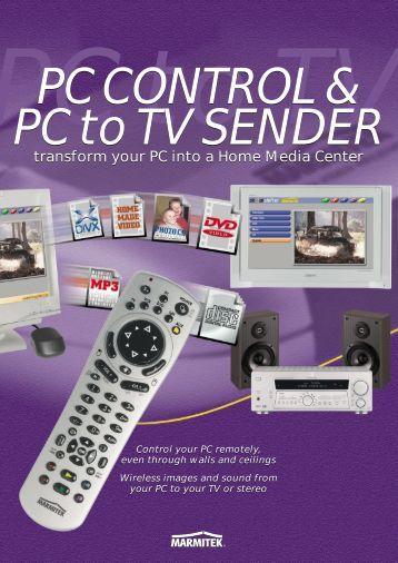 transform your PC into a Home Media Center transform your PC into