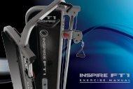 FT1 FlipChart PDF - Inspire Fitness