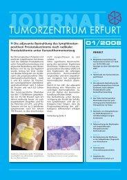 THERAPIE-CODE BEI mRCC UND GIST - Tumorzentrum Erfurt  eV