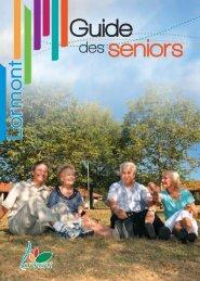 Télécharger le guide des séniors - Lormont