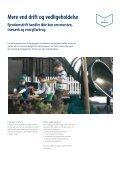Brochure: Optimeret ejendomsdrift - Grontmij - Page 6