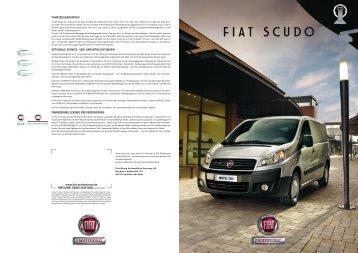 Fiat Scudo Prospekt - Transporter + Service