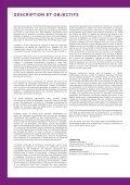 Brochures du Master - Master Arbitrage & Commerce International - Page 2