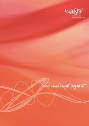 A4 2005 Annual Report.indd - West Australian Symphony Orchestra