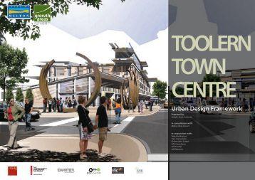 Toolern Urban Design Framework (section 1) - Melton City Council