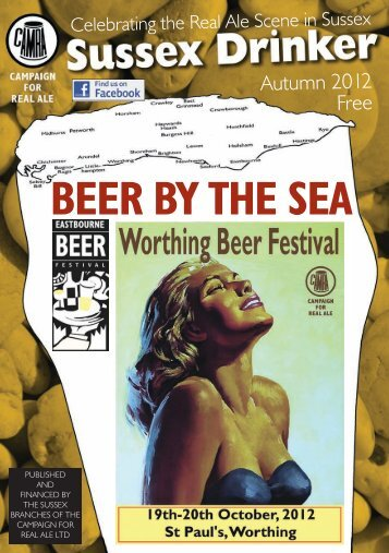 BEER BY THE SEA - Western Sussex CAMRA