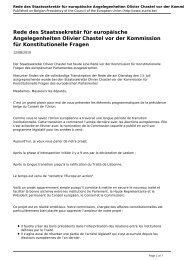 Download as a PDF file - Belgian Presidency of the Council of the ...