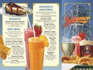 deck fold 07 - Grandma's Restaurants
