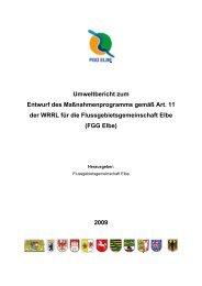Umweltbericht - des Bayerischen Landesamt für Umwelt - Bayern
