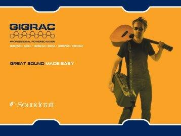 #16331 GigRac Brochure