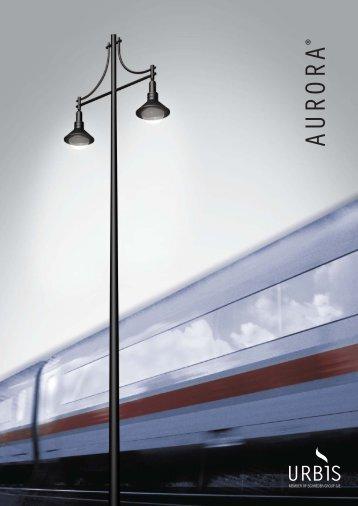10965_Aurora brochure.indd - Urbis Lighting Limited