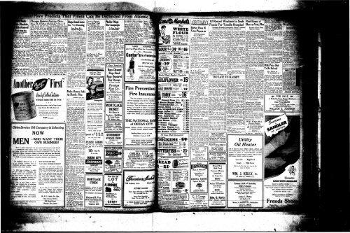 On-Line Newspaper Archives of Ocean