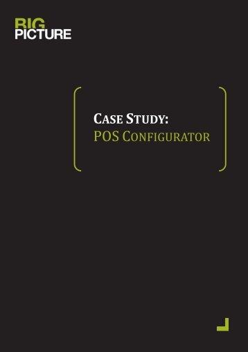 CASE STUDY: POS CONFIGURATOR - BIG PICTURE GmbH