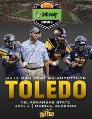 Toledo Notes- Bowl Game
