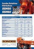 Sondas Rotativas Hidráulicas - Sondeq - Page 2