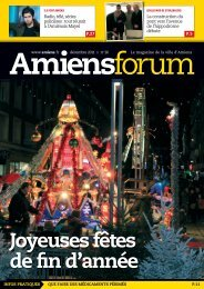 Le dossier - Amiens