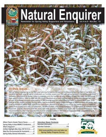 In this issue... - Schaumburg Park District