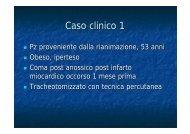 Caso clinico 1