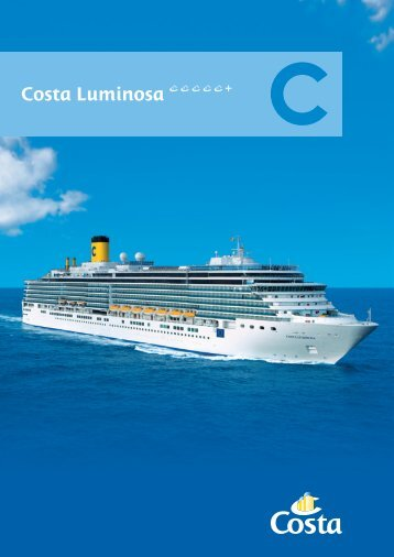 Costa Luminosa 1 1 1 1 1 +