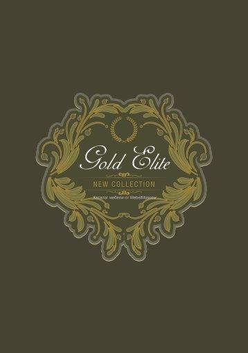 Catalogo Fotografico GOLD ELITE - Home S.r.l.