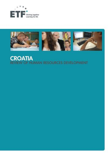 Croatia: review of human resources development