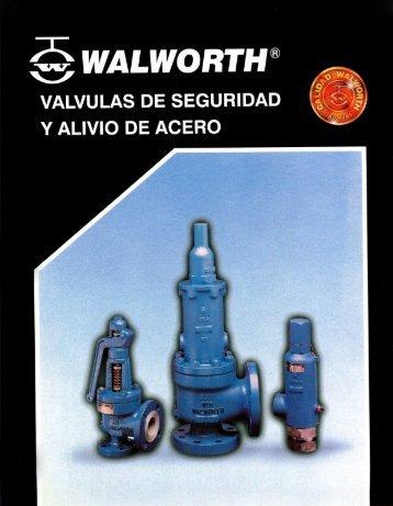 valvulas de seguridad y alivio - Tubrivalco.com.mx