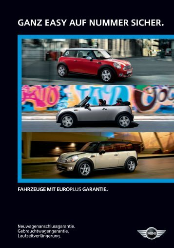 pdf herunterladen - MINI.de