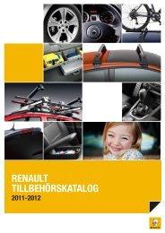 Renault tillbehör - Bra Bil