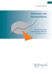 Leseprobe Senkungen und Harninkontinenz