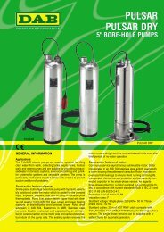 pulsar dry - SCL Water
