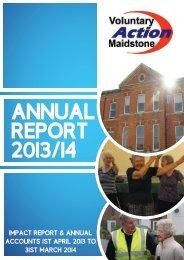 VAM_Annual_Report_2013-14