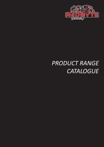 PRODUCT RANGE CATALOGUE - Decimator
