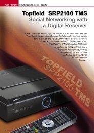 Multimedia Receiver - TELE-satellite