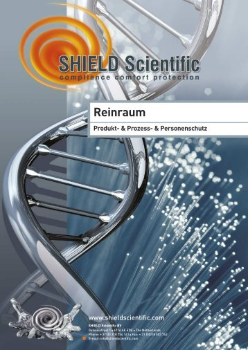 partie recherche - Shield Scientific