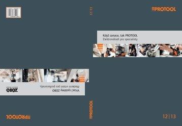 katalog PROTOOL 2012/2013