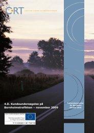 november 2009 - Destinationen.dk