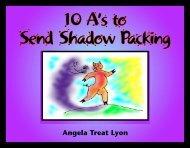 10 A's to Send Shadow Packing - EFTBooks.com