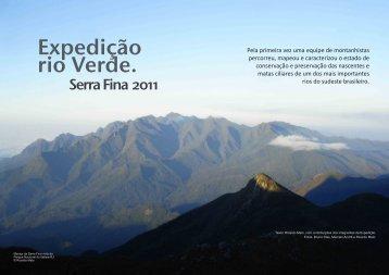 Serra Fina 2011 - Extremos