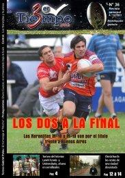 revista ttn 2011 n36 web - Tercer Tiempo NOA