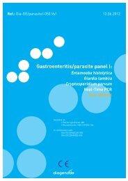 MA-DIA-GEparasite-V1.. - Diagenode Diagnostics